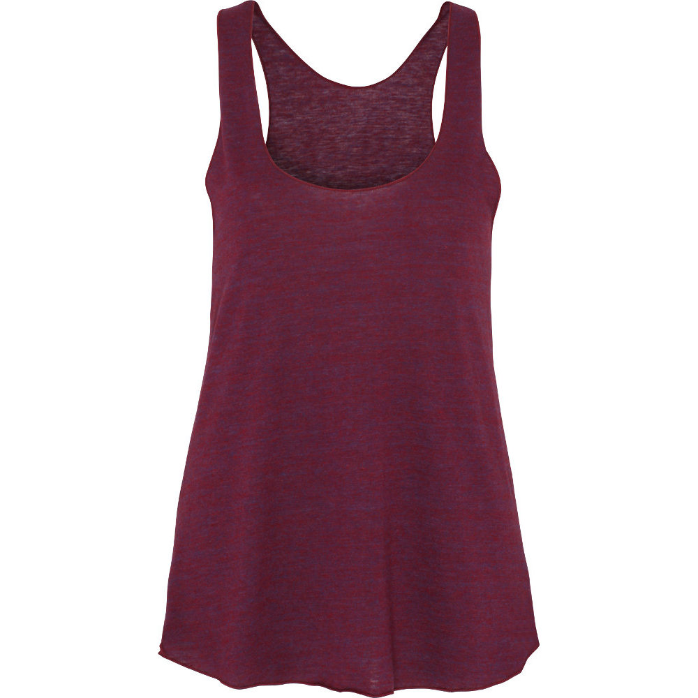 American Apparel Womens/Ladies Triblend Racerback Polycotton Tank Top XS - Chest 28-30' (71.1-76.2cm)