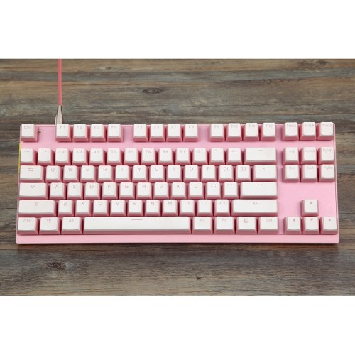 Wired USB Keyboard Gaming Keyboard for Computer Gamer