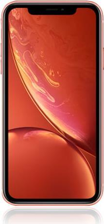 Apple iPhone XR - Smartphone - Dual-SIM - 4G LTE Advanced - 256GB - GSM - 6.1 - 1792 x 828 Pixel (326 ppi (Pixel pro )) - Liquid Retina HD display - 12 MP (7 MP Vorderkamera) - Coral (MRYP2ZD/A)