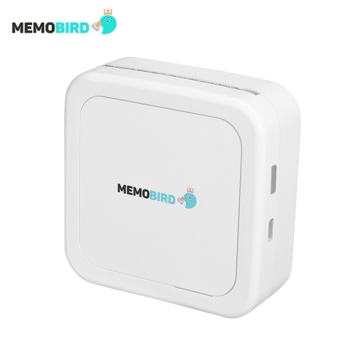 MEMOBIRD GT1 Pocket Thermal Printer BT Wireless Printing Photos Notes Receipts
