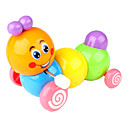 Educational Smiling Worm Clockwork Toys for Kids