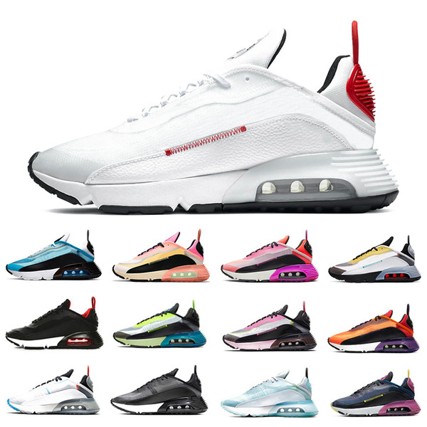 New Brushstroke 2090 mens running shoes Chile red laser blue black anthracite be true speed yellow 2090s men women trainers sports sneakers