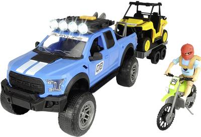 Dickie Toys 20-teiliges Playlife Offroad Set (203838003)