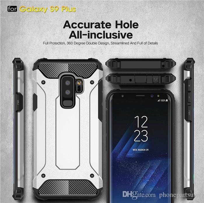 Armor Case Shockproof Robot Silicone Rubber Hard Luxury For Samsung Galaxy J8 A6+ J2 Pro 2018 J4 J6 J7 Star A9 A7A5 S6 S7 S8 S9 S9Plus Note8
