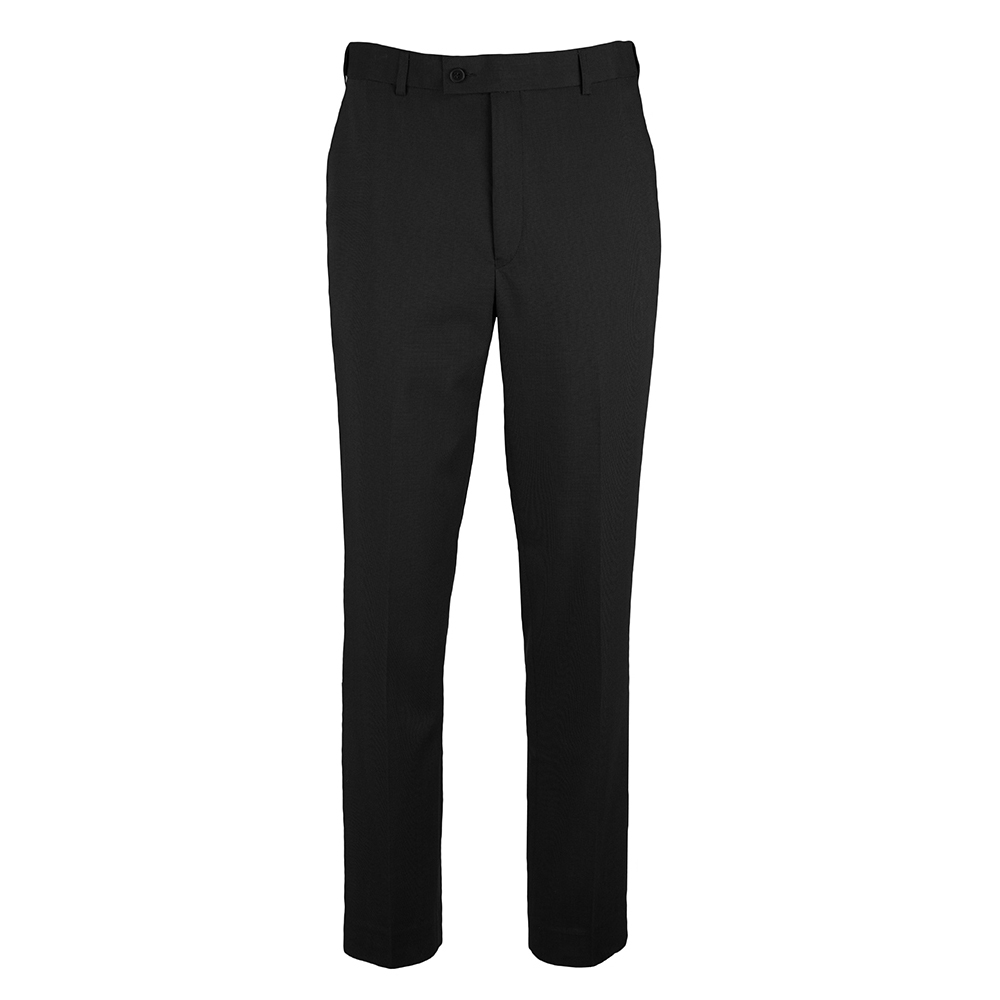 Alexandra Icona men's flat front trousers