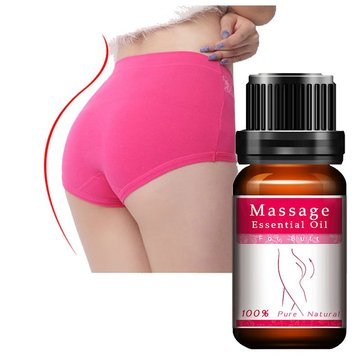 LANTHOME Butt Hip Lift Buttock Buttocks Massage Essential Oil 10ml