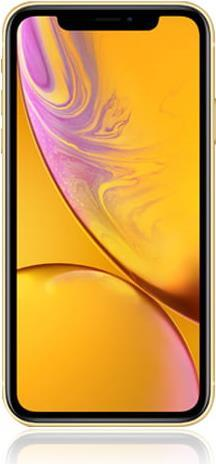 Apple iPhone XR - Smartphone - Dual-SIM - 4G LTE Advanced - 128GB - GSM - 6.1