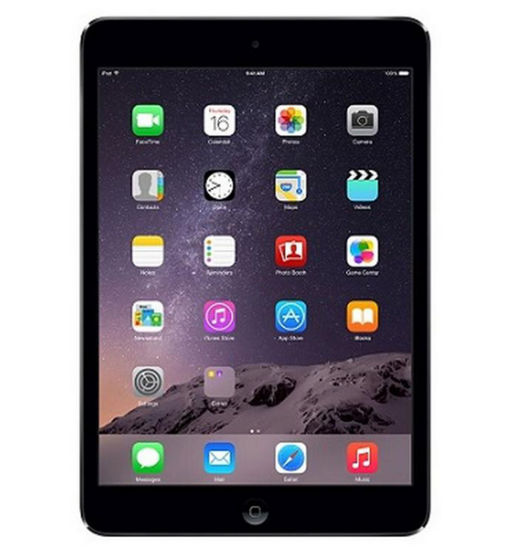 iPad Mini 16GB Wifi BLACK- GSM Unlocked