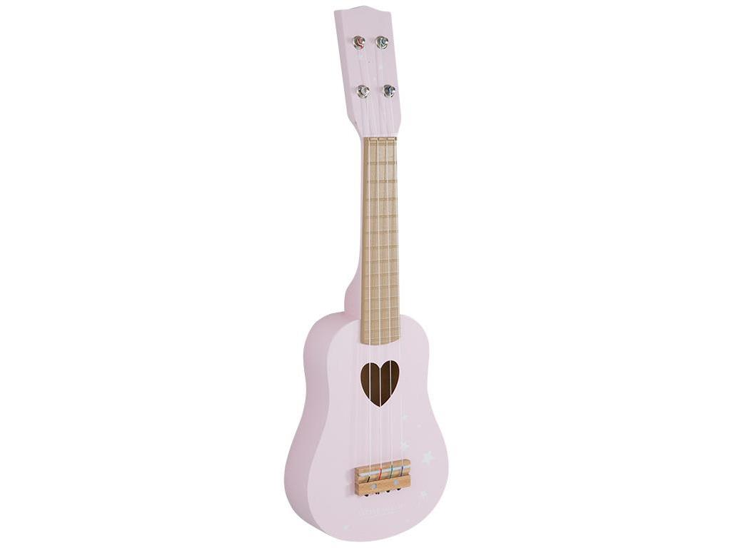 Little Dutch Gitarre, Adventure Pink