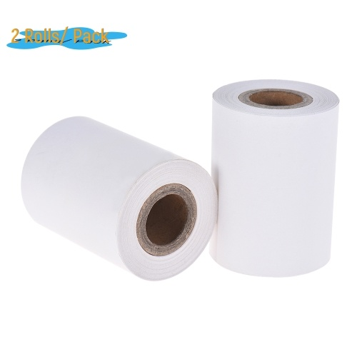 2 Rolls 57mm Thermal Paper 2 1/4