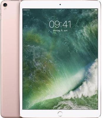 Apple 10.5  iPad Pro Wi-Fi + Cellular - Tablet - 512GB - 26,7 cm (10.5) IPS (2224 x 1668) - 4G - Rosegold (MPMH2FD/A)