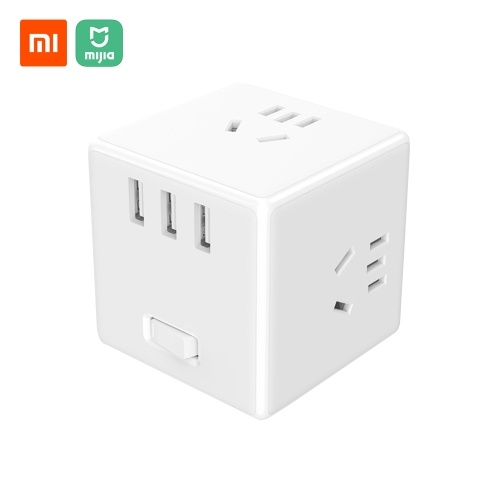Xiaomi Mijia Magic Cube Socket Plug