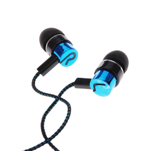 1.1M Noise Isolating Stereo In-ear Earphone with 3.5 MM Jack Standard