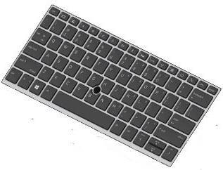 SPS-KEYBOARD BL W/POINT STICK (L15500-B71)