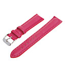 18mm Women's PU Watch Band (Assorted Colors)