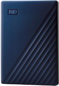 Western Digital My Passport for Mac Externe Festplatte 2000 GB Blau (WDBA2D0020BBL-WESN)
