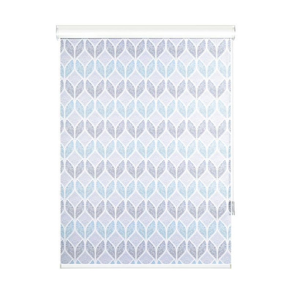 Nordic Printed Pattern Roller Blinds For Bathroom Balcony Shades For Bathroom Balcony Home Window Custom Made