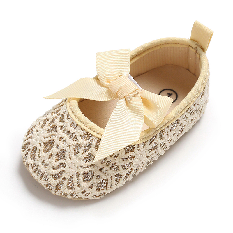 Baby / Toddler Pretty Bowknot Lace Prewalker Shoes