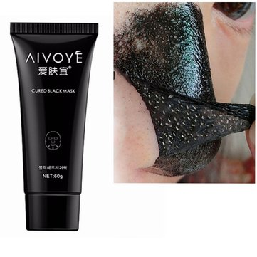 Black Mask Blackhead Removal Peel Off Masks Deep Cleansing Facial Acne Purifying