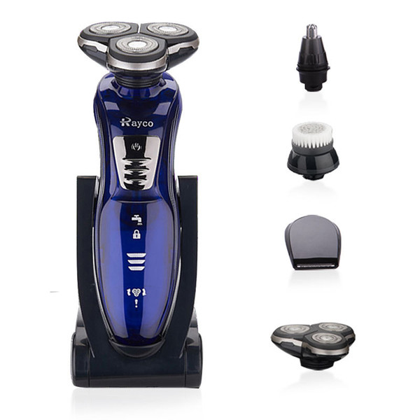 Wet Dry Shaving Machine Shaver Rechargeable Electric Shaver portable Electric Razor For Men Beard Travel Grooming Kit Sarmocare