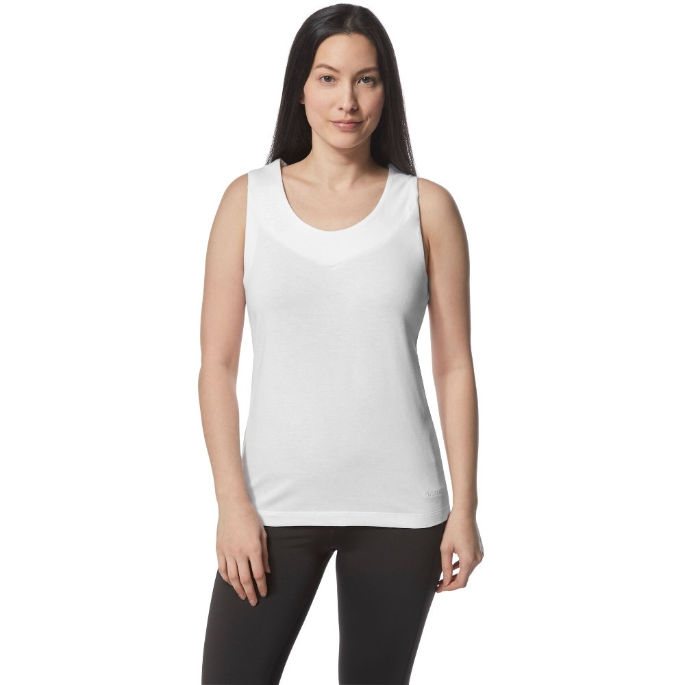 Craghoppers Womens Nosi Life Allesa Summer Walking Vest Top 12 - Bust 36' (91cm)
