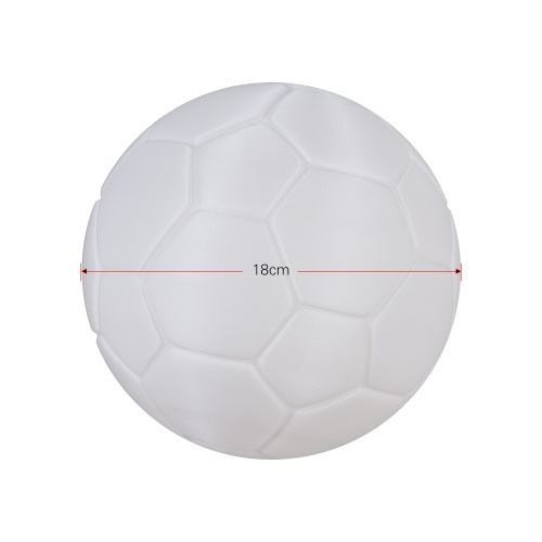 2018 World Cup Football Lamp 7-Color 3D Print Soccer LED Night Light Ball