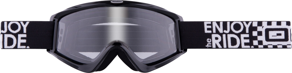Oneal B-Zero Goggles, black, black, Size One Size