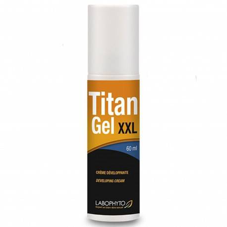 Labophyto Titan XXL Developping Gel - 60 ml 60ML