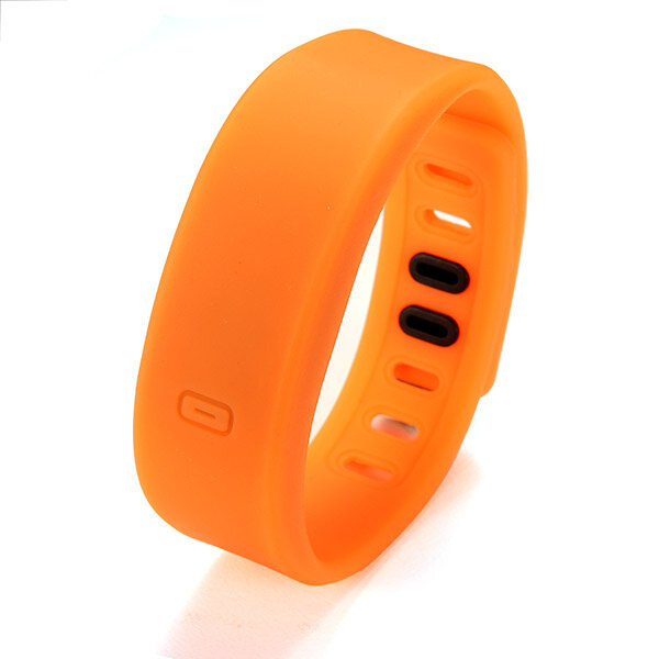 LED Digital Jelly Colors Silicone Band Men Women Wrist Watch