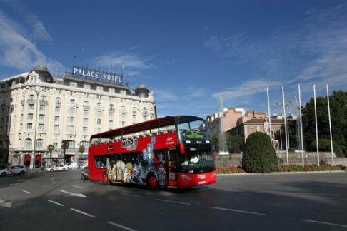 Hop On Hop Off Madrid 2 Day Bus Tour