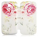 Rose Pattern Full Body Case for Samsung Galaxy S4 Mini I9190