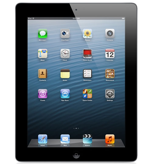 ipad 4 16GB + 3G Wifi White - GSM Unlocked