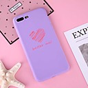 Case For Apple iPhone XR / iPhone XS Max Pattern Back Cover Word / Phrase / Heart Soft TPU for iPhone XS / iPhone XR / iPhone XS Max