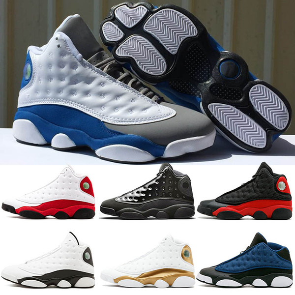 top quality Womens Sneakers Mens Trainers Basketball Shoes 13s XIII Lakers Rivals Altitude Chicago CP3 Phantom Bred Hyper Royal Sports Shoes