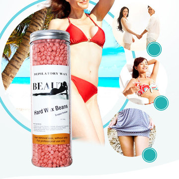 400g Multi-colors Epilator Depilatory Wax Hard Beans Waxing Cream Facial Body Underarm Hair Removal