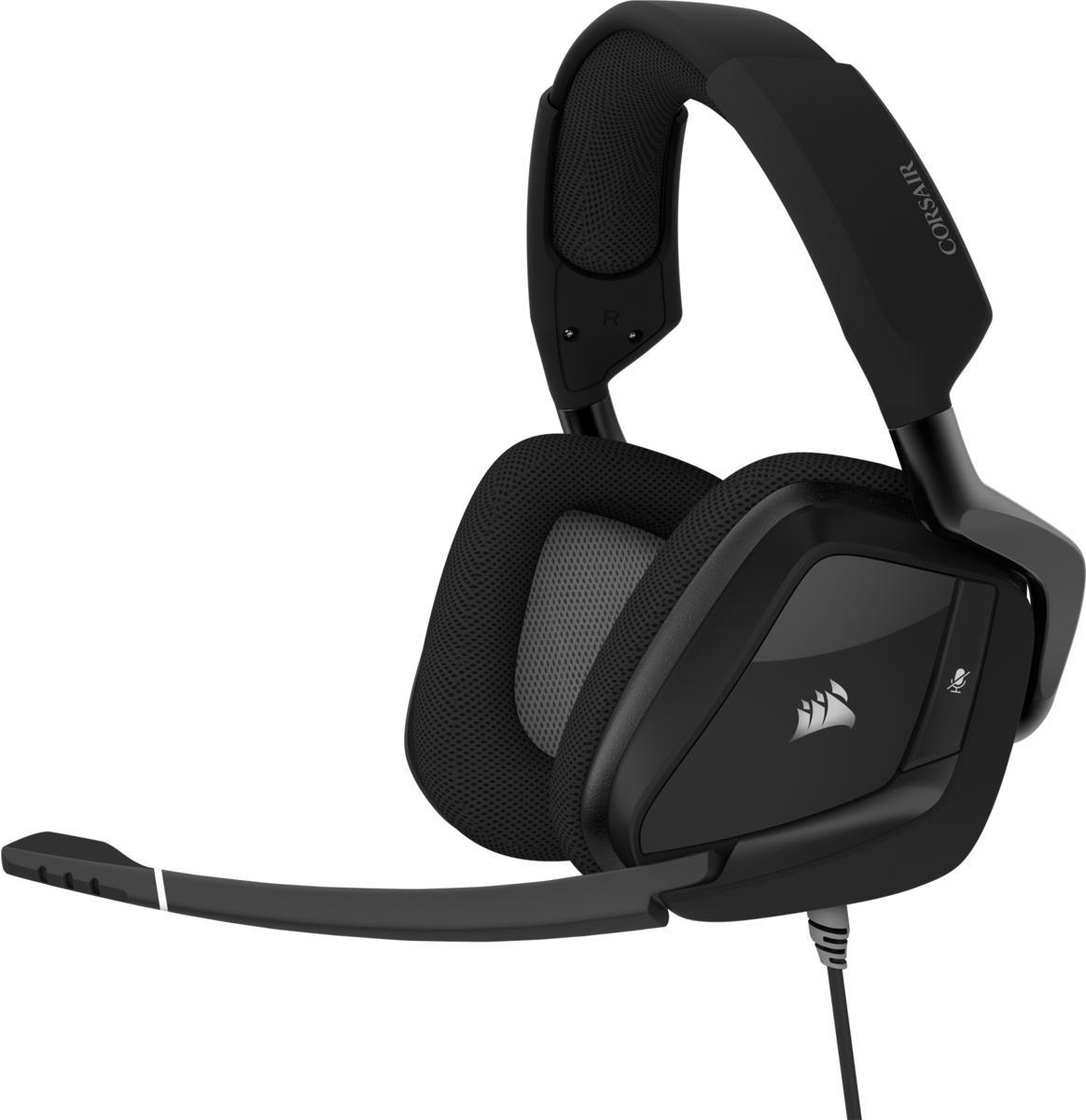 CORSAIR Gaming VOID RGB ELITE - Headset - Full-Size - kabelgebunden - USB - Kohle
