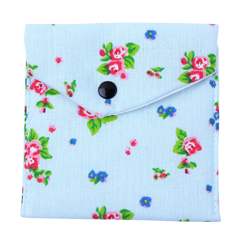 Snap Design Sanitary Towel Storage Bag