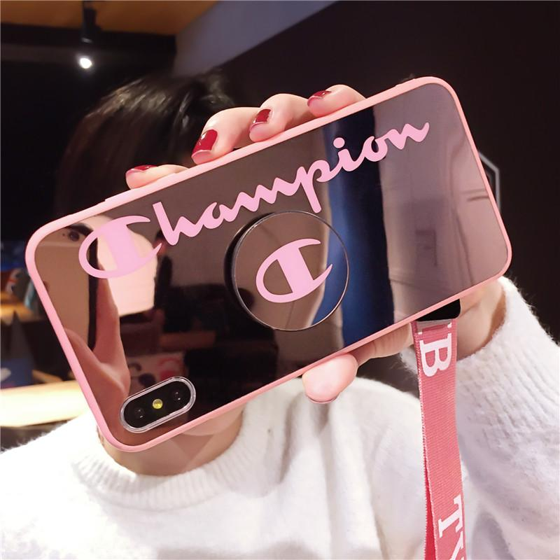 New Fashion Phone Case for IphoneXSMAX XS 7Plus/8Plus 7/8 6s/6sp6/6s Popular Shockproof Protective Back Cover Phone Case 2 Styles