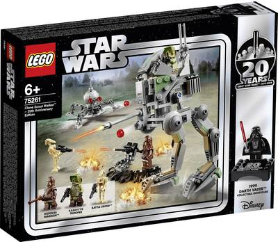 LEGO Star Wars 75261 Clone Scout Walker (75261)