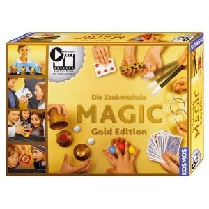 Kosmos - Die Zauberschule Magic, Gold Edition (698232)